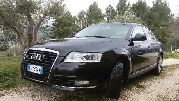 Audi A6 4All 3.0 Diesel